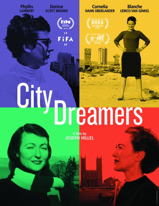 Den architektury: City Dreamers